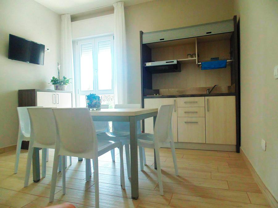 Appartamenti | Residence Le Conchiglie